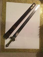 Hugo Barugh Commandit-Gesellschaft Berlin German Shiny Brass? Hilt Gladius Sword