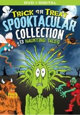 Trick or Treat: Spooktacular Collection NEW DVD
