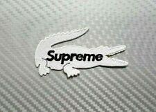 SUPREME SKATEBOARD SPORTS EXTREME Patch Iron on Jacket T-shirt Cap Logo Badge