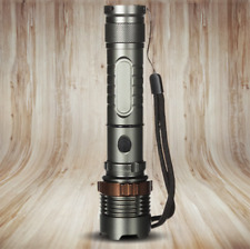 High Power Super Bright 900000LM Camping LED Flashlight Police Tactical Torch T6