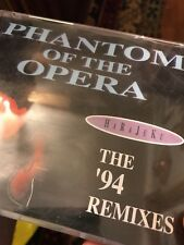 Collection 3 HARAJUKU maxi singLes phantom of the Opera 4TRX w/ RARE MIXES