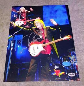 Tom Petty Rock n Roll Legend Hand Signed 8 x 10 Music Photo