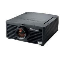 CHRISTIE DHD675-E 16:9 FULL HD 1080P PROJECTOR WITH LENS! 6500 LUMENS, LOW HRS.