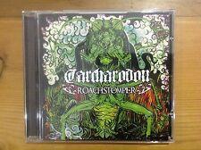 CARCHARODON - Roachstomper CD '12 - MINT Doom Sludge Mastodon