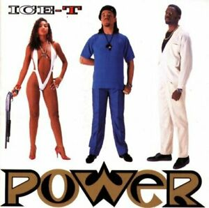 Ice-T - Power [New CD] Explicit