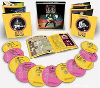 ELVIS PRESLEY CD x 11 Live 1969 Int. Hotel Vegas REMASTERED + BOOK IN STOCK