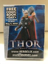 HEROCLIX Thor 2012 Free Comic Day Promotional Item - Wizkids Miniatures Game