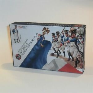 Airfix Empty Repro Box Waterloo French Infantry 1:32 Scale #51463
