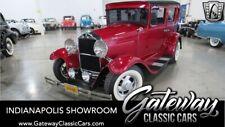 1929 Willys Knight 4 Door Sedan