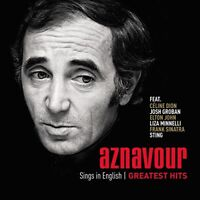 Charles Aznavour - Sings In English Greatest Hits [CD]