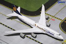 """Gemini Jets Lufthansa Boeing 747-8i """"Siegerflieger 2"""" 1/400 GJDLH1606"""