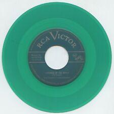 Raro Country 45 Coloreado Vinilo - Cecil de Campbell Tennessee Ramblers -
