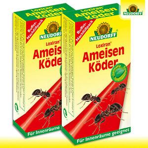 Neudorff Loxiran 80ml AmeisenKöder Refill Nachfüller Falle AmeisenBuffet Garten