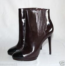Boots for women Brian Atwood  Wine/Black Size 8,5