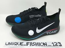 Nike Off-white Zoom Fly Mercurial Flyknit Black UK 8 US 9