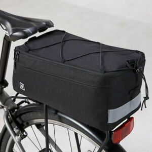 Sahoo Insulated 8Ltr Rear Rack Trunk Bicycle Bag