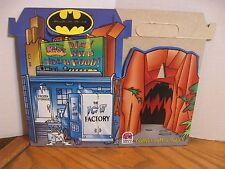 Batman - Taco Bell Empty Kids Meal Box - 1997