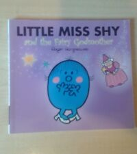 Little Miss Shy and the Fairy Godmother by Roger Hargreaves with added sparkle