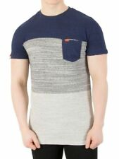 Superdry Short Sleeve Striped Regular Size T-Shirts for Men