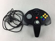 SuperPad for Nintendo 64 N64 Performance Black Game Controller Tested