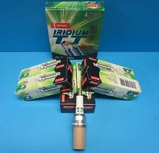 Set 6 Spark Plugs Iridium TT DENSO Twin Tip 4702 IK20TT V6 Made in USA Upgraded