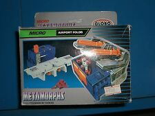 VINTAGE 80'S AIRWAVE G1 MIB GLOBO MICRO METAMORPHS TRANSFORMERS