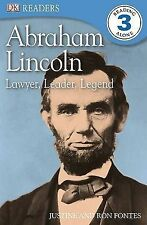 ABRAHAM LINCOLN : Lawyer, Leader, Legend (Level 3) : WH1#C : PB898 : NEW (AP)
