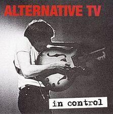 ALTERNATIVE TV - In Control  Best of CD Splitting in two Punk Rock Urban Kids