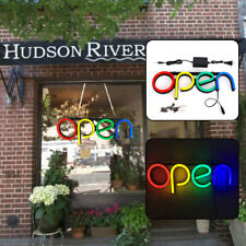 Ultra Bright Led Neon Light Handmade Commercial Lighting Open Business Sign
