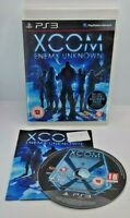 XCOM: Enemy Unknown Video Game for Sony PlayStation 3 PS3 PAL TESTED