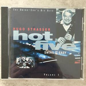 HUGO STRASSER HOT FIVE: Swing it easy - Volume 1 (CD TMK 7953 Stereo / neu)