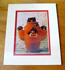 ANNE GEDDES FOUR BABIES IN A POT PRINT NEW