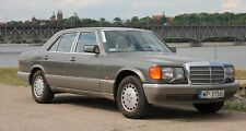 Mercedes Benz 560SE W126 1 from 1251 pcs rarest version registered in very nice