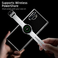 Case for Samsung Galaxy Note 10 Plus 5G Phone Cover Screen Protector Curved Fit