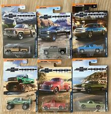 Matchbox Chevrolet 100 Years Complete Set