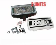 Universal Hella Comet 550 Spot Driving Light With Cover & H3 Bulb 55W 12V CAD