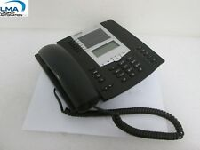 AASTRA 6753i BLACK VOIP PHONE TELEPHONE (NO KICKSTAND) NO POWER SUPPLY