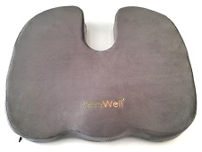Orthopedic Coccyx Lumbar Back Sciatica Support Seat Cushion Chair Pain Relief