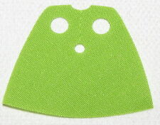 Lego New Lime Green Minifigure Cape Cloth Very Short