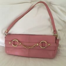 Juicy Couture Pink Learher Shoulder