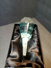 New listing Saks Fifth Avenue Turquoise/Blue Glass Wine Stopper