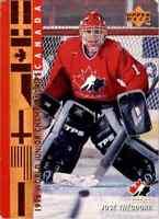 1995-96 Upper Deck Jose Theodore Rookie #530