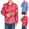 Christmas Hawaiian Shirt Men's Santa Loud Hawaii Surf Party Printed T-shirt Tops