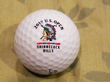 2018 Us Open Logo Golf Ball Shinnecock Hills