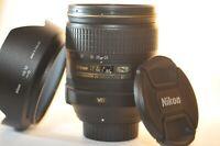 Nikon N ED AF-S Nikkor 24-120mm f/4 G VR FX lens HB-53 for DF D750 D500 D850