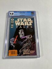 Star Wars Tales 2 Cgc 9.8 Wp Dark Horse Palpatine Cover