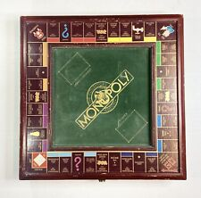 Franklin Mint Monopoly - 1991 Collector's Edition Board Game