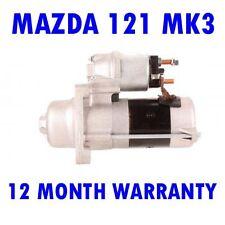Mazda 121 mk3 1.3 hatchback 1996 1997 1998 1999 - 2003 starter motor