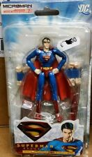 Takara Microman  MA-33 SUPERMAN RETURNS 10 cm Action Figure