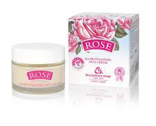 ORIGINAL ROSE Q10 REVITALIZING FACE CREAM 100% NATURAL ROSE OIL AND PANTHENOL